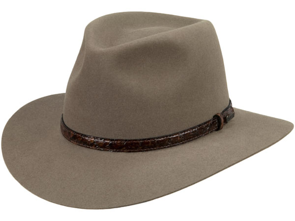 Banjo Paterson Hat by Akubra