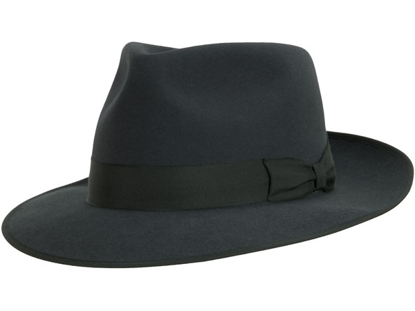 Stylemaster Hat by Akubra, Carbon Grey